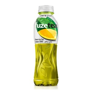 Fuzetea Green Ice Tea Lemon Zero 500ml