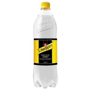 Schweppes Indian Tonic Zero 15x900ml Zgrzewka
