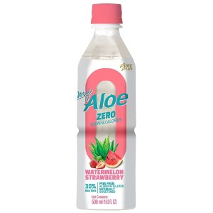 Pure Plus Aloe Vera Sugarfree Arbuz-Truskawka 500ml